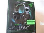 Razer Tiamat 7.1 Elite Surround Sound Analog Gaming Headset w Microphone